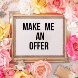 Make me an offer
